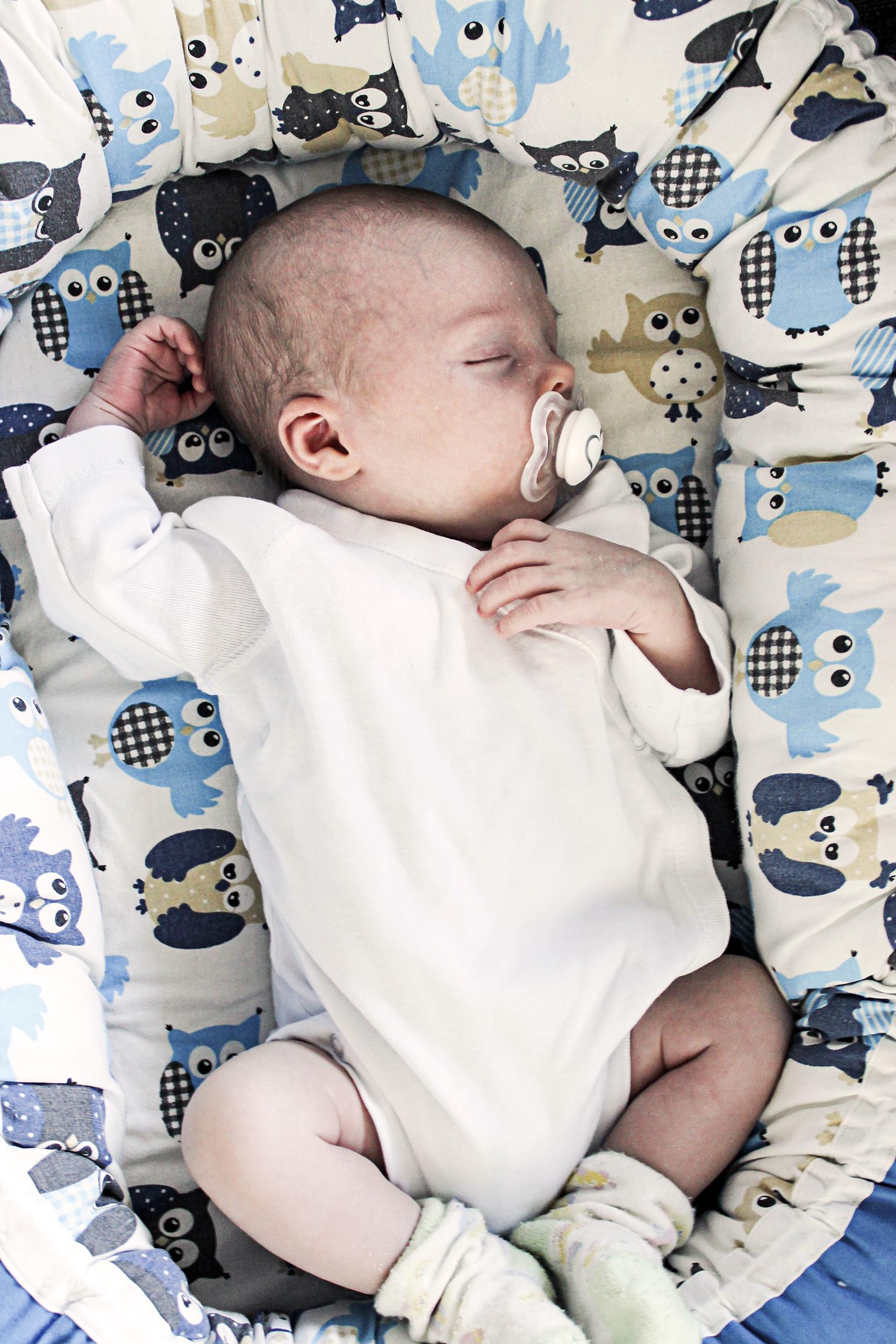 ta hand om nyfödd