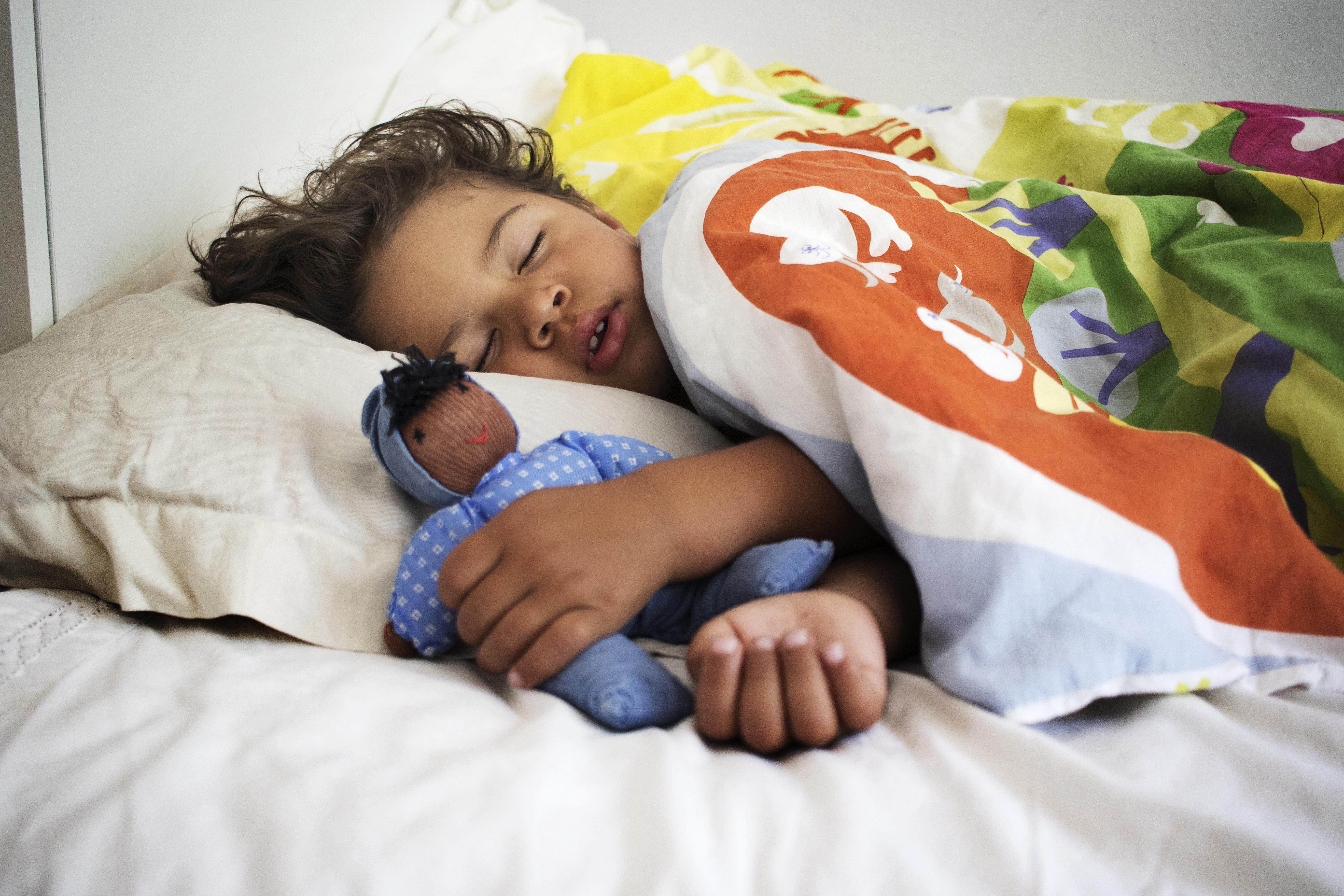 sömnproblem gravid tidigt