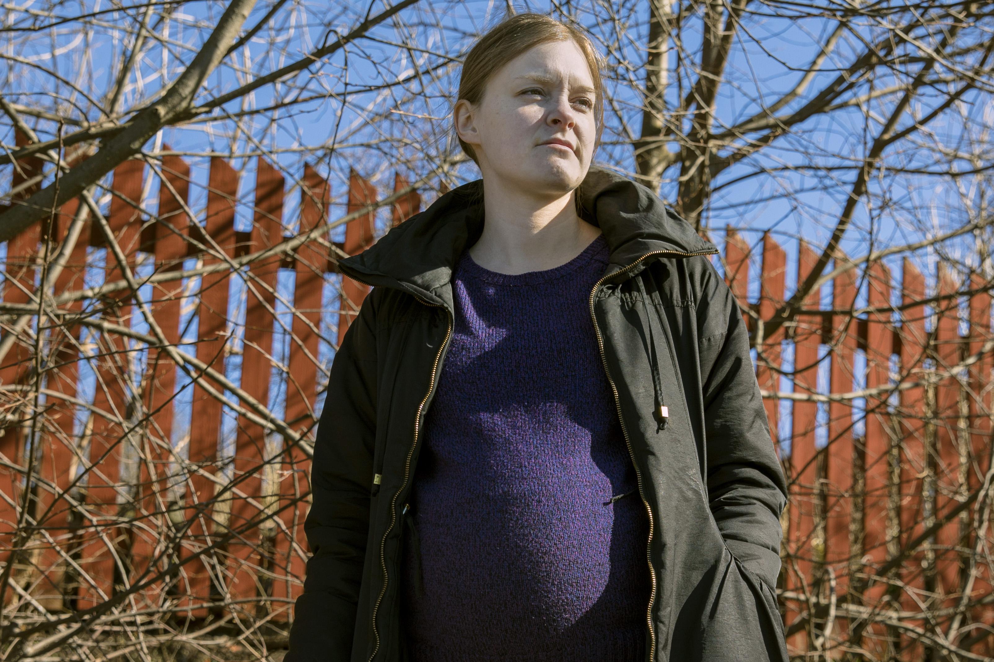 gravid magont tidigt