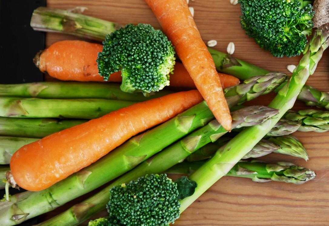 varför är grönsaker bra