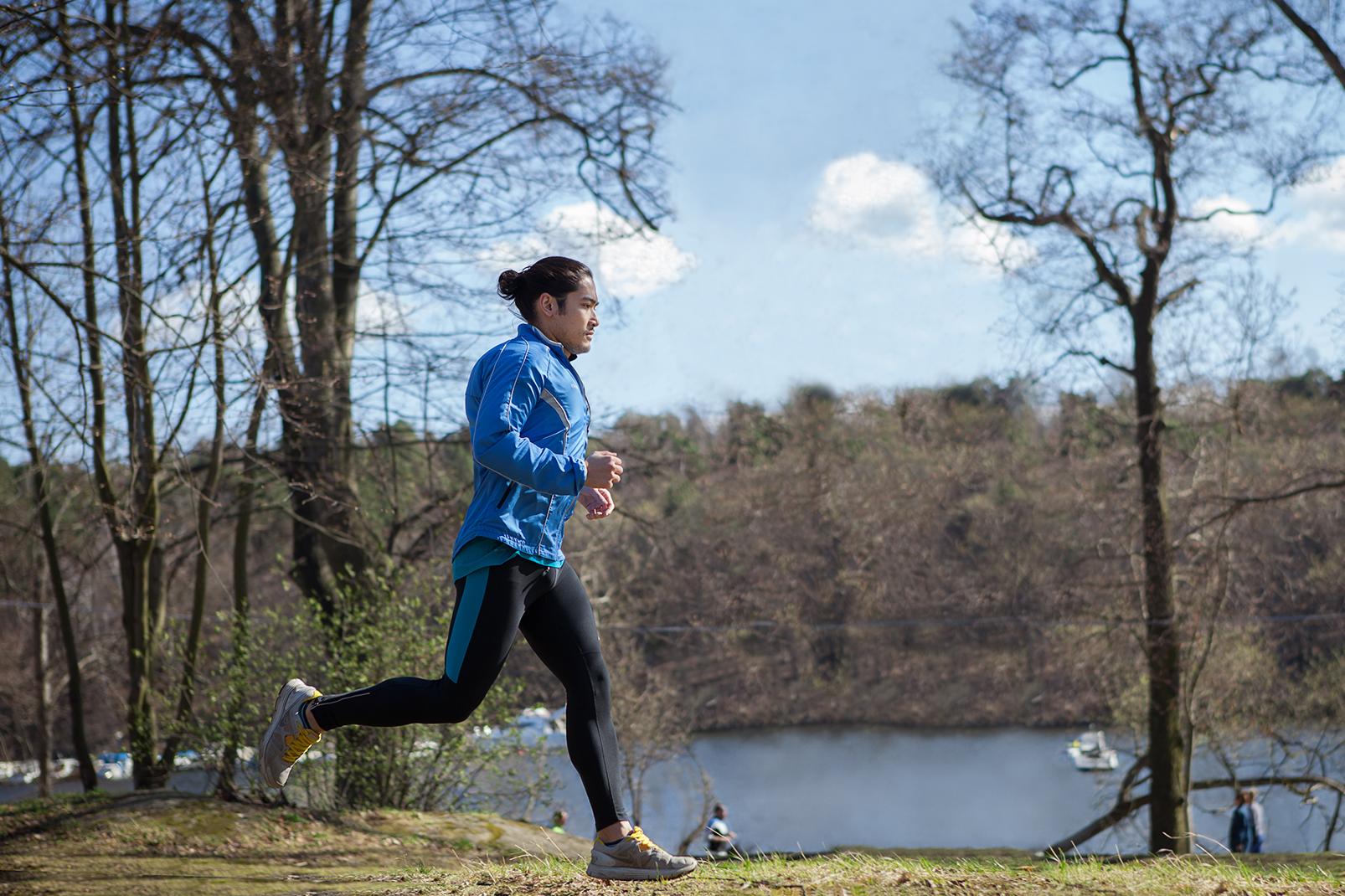 Vad händer i kroppen när man springer