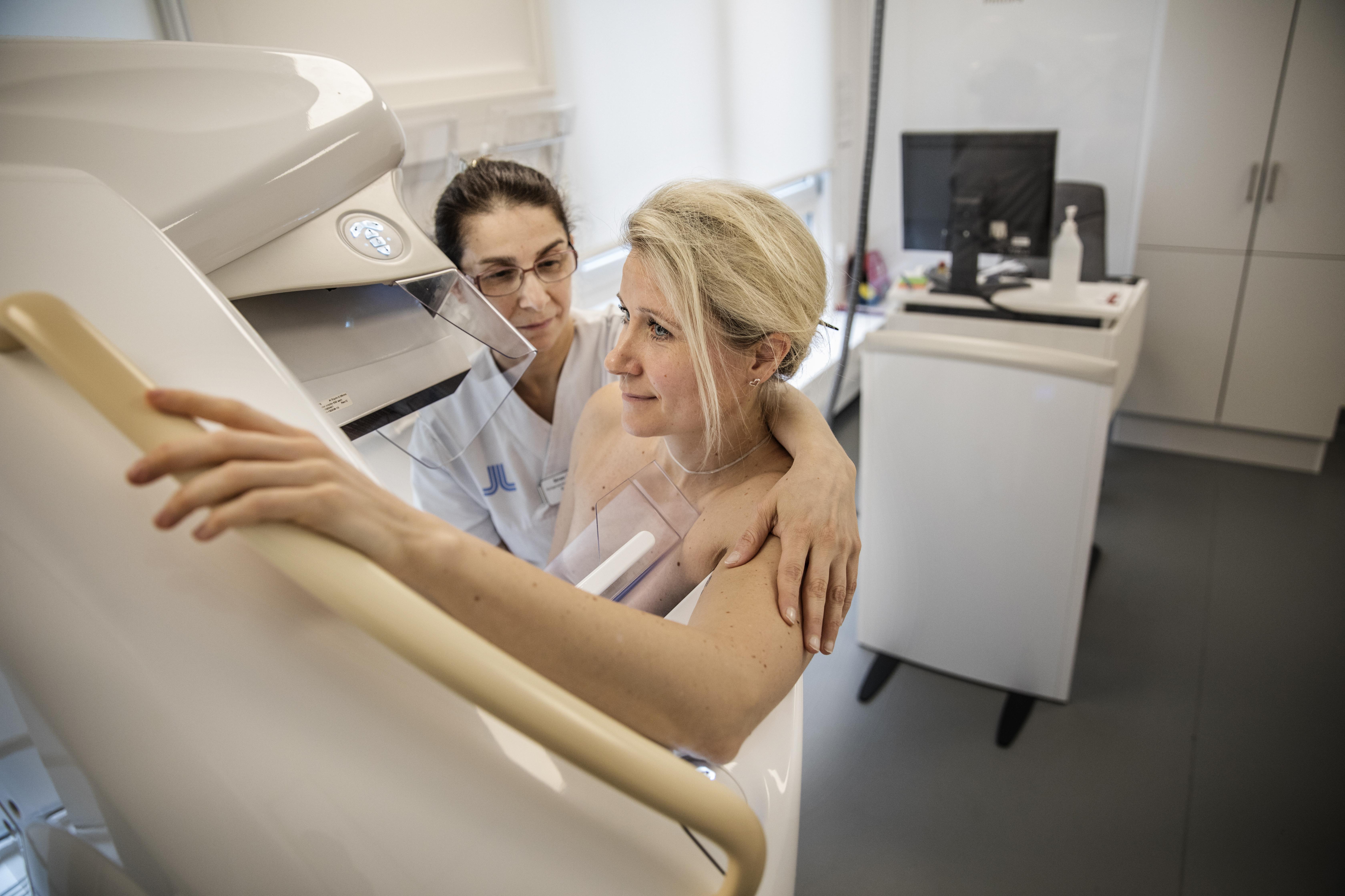 mammografi norrköping