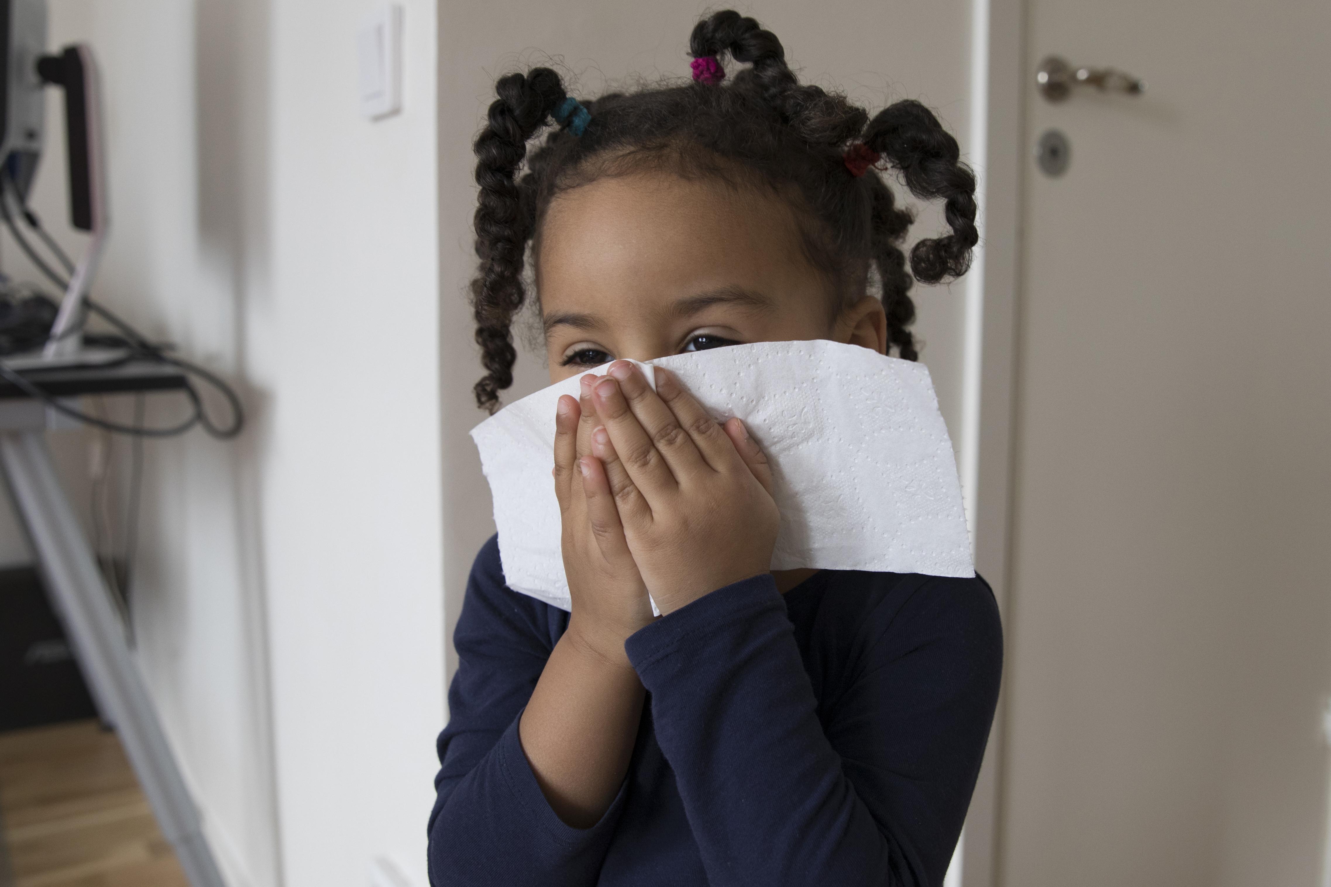 när smittar förkylning